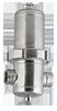 PF серия, процессные фильтры из нерж. стали, 16 бар