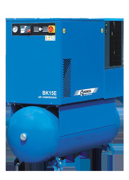 Винтовые маслозаполненные компрессоры 4.0-15.0 кВт