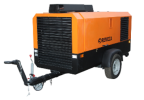 Portable compressors with MMZ diesel engine (Belarus) 100kW