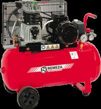Поршневые компрессоры серии Fiac c ременным приводом 1,5-7,5 кВт
